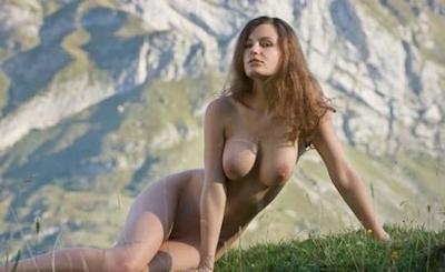 ドイツ美女のヌード画像 18