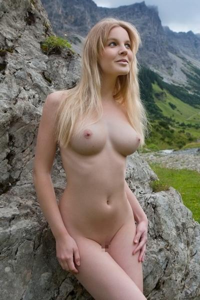 ドイツ美女のヌード画像 28