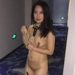 美人妻の調教ヌード画像