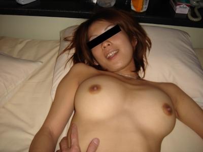 美乳なガールフレンドのセックス画像 5
