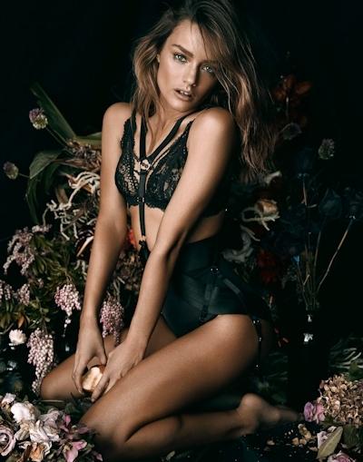 Jessica Lee Buchanan(ジェシカ・リー・ブキャナン) セクシーヌードグラビア画像 2