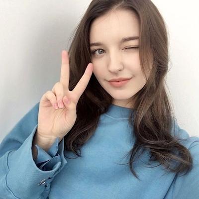 ロシア美少女モデル Angelina Danilova(アンジェリーナ・ダニロワ) 3