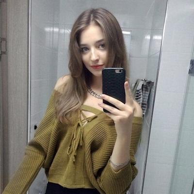 ロシア美少女モデル Angelina Danilova(アンジェリーナ・ダニロワ) 6