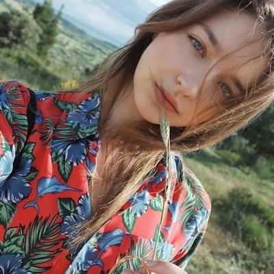 ロシア美少女モデル Angelina Danilova(アンジェリーナ・ダニロワ) 8