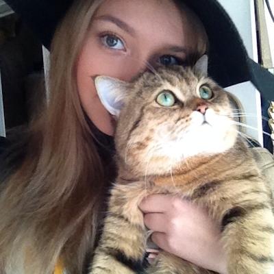 ロシア美少女モデル Angelina Danilova(アンジェリーナ・ダニロワ) 15
