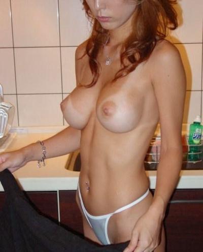 ギャル系素人美女のプライベートヌード画像 25
