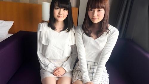 【初撮り】ネットでAV応募→3P初体験撮影 001  -シロウトTV