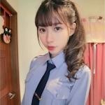 台湾の美少女警官?