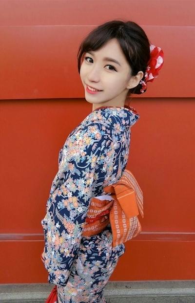台湾の美少女警官? 7