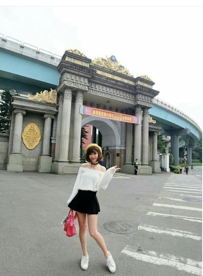 台湾の美少女警官? 8