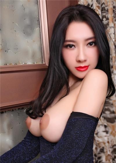 中国巨乳美女モデル 松果儿(Song GuoEr) セクシーヌード画像 7