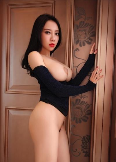 中国巨乳美女モデル 松果儿(Song GuoEr) セクシーヌード画像 14