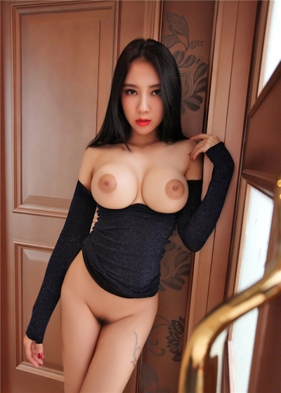 中国巨乳美女モデル 松果儿(Song GuoEr) セクシーヌード画像 15