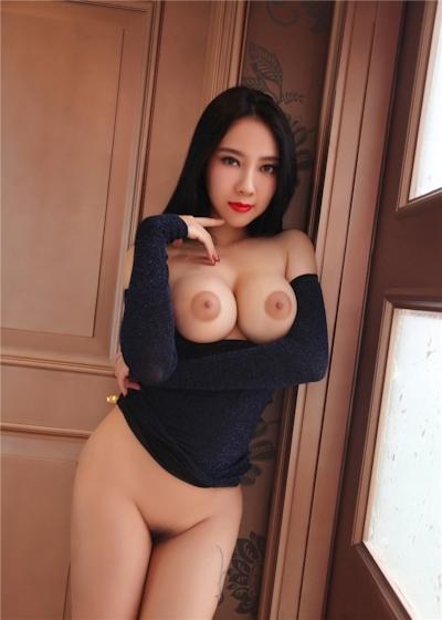 中国巨乳美女モデル 松果儿(Song GuoEr) セクシーヌード画像 16