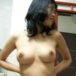 韓国素人美女の流出ヌード画像