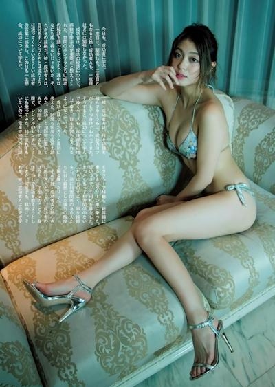 大川藍 セクシーグラビア画像 11