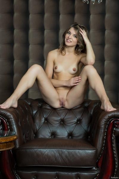 ウクライナ美女 Berka セクシーヌード画像 9