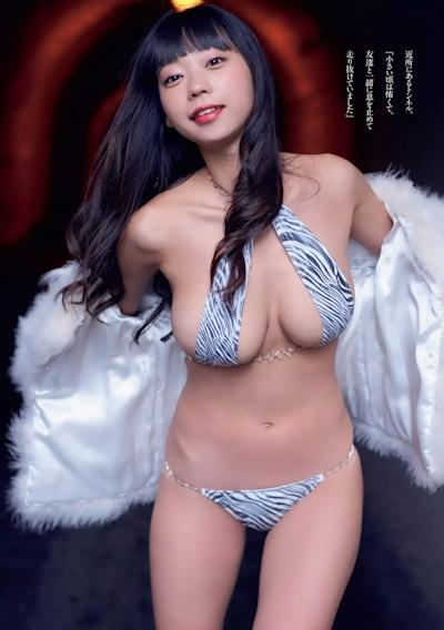 青山ひかる セクシーグラビア画像 5