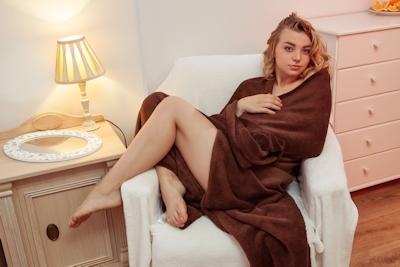 ベラルーシ美女 Daniel Sea セクシーヌード画像 1