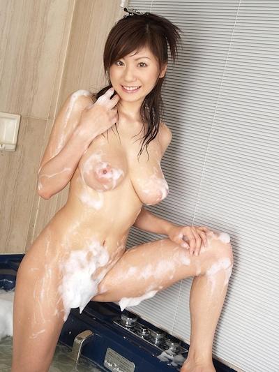 泡泡ヌード画像 28