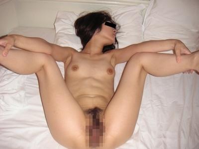 日本の素人美女の流出セックス画像 6