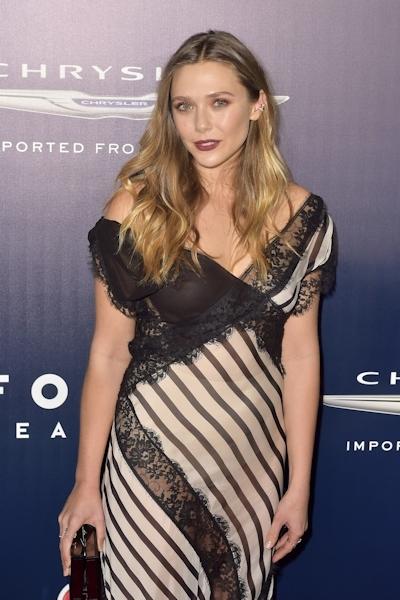 Elizabeth Olsen(エリザベス・オルセン) スケ乳首