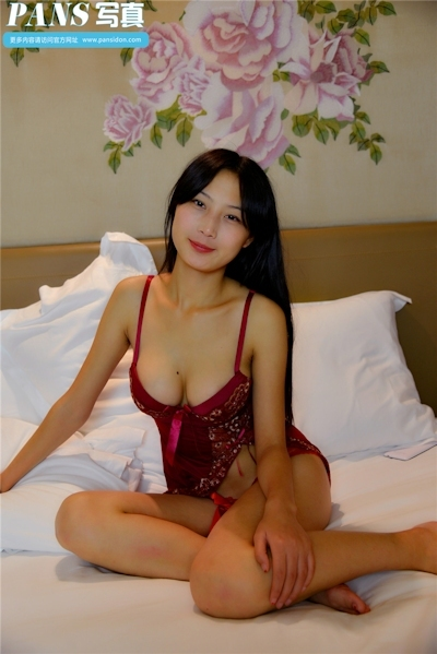 中国美女モデル 木木(Mumu) セクシーランジェリー画像 1