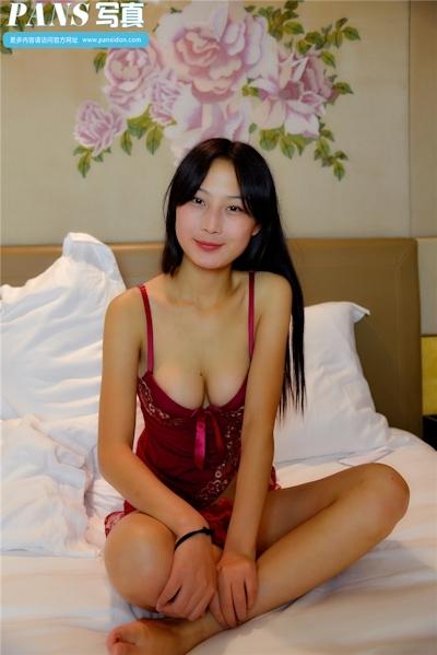 中国美女モデル 木木(Mumu) セクシーランジェリー画像 3