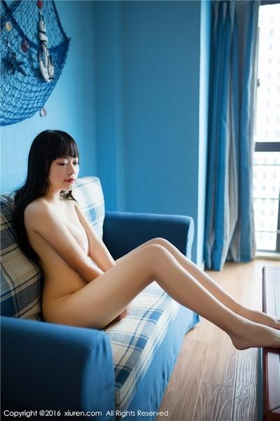 中国美少女モデル 赤間菀枫(ChijianYufeng) セクシーランジェリー&セミヌード画像 29