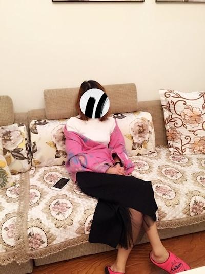 性奴隷という中国素人美女の調教ヌード画像 1