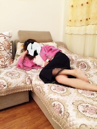 性奴隷という中国素人美女の調教ヌード画像 2
