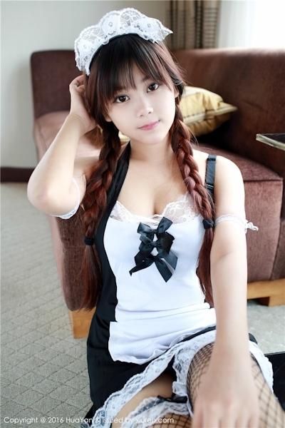 中国美少女モデル 小月儿(Xiaoyuer) セクシー画像 2