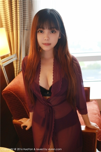 中国美少女モデル 小月儿(Xiaoyuer) セクシー画像 11