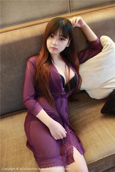 中国美少女モデル 小月儿(Xiaoyuer) セクシー画像 16