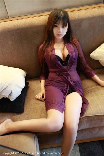 中国美少女モデル 小月儿(Xiaoyuer) セクシー画像 19