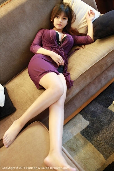 中国美少女モデル 小月儿(Xiaoyuer) セクシー画像 20
