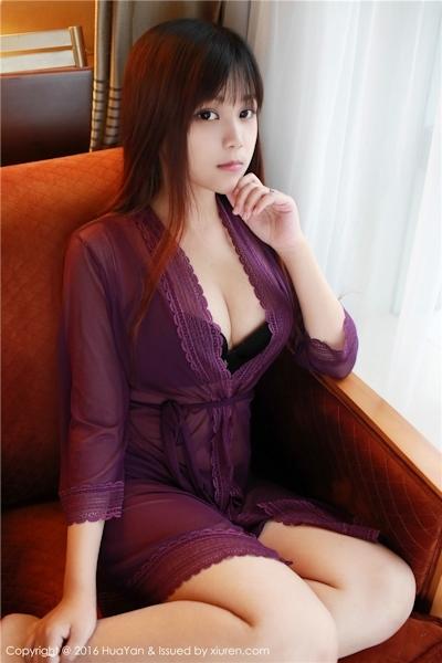中国美少女モデル 小月儿(Xiaoyuer) セクシー画像 21