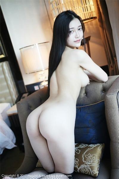 中国美女モデル 唐琪儿Beauty セクシーセミヌード画像 9