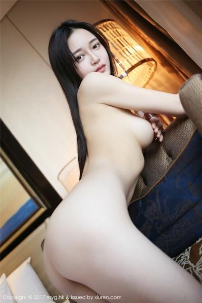 中国美女モデル 唐琪儿Beauty セクシーセミヌード画像 11