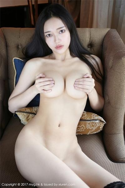 中国美女モデル 唐琪儿Beauty セクシーセミヌード画像 12