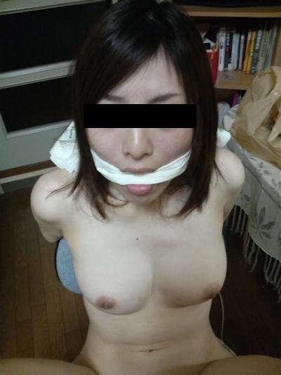 日本の素人美女の流出ヌード画像 8