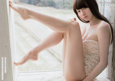 金子理江 セクシーグラビア画像 5