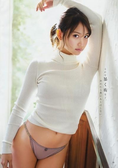 永尾まりや セクシーグラビア画像 4