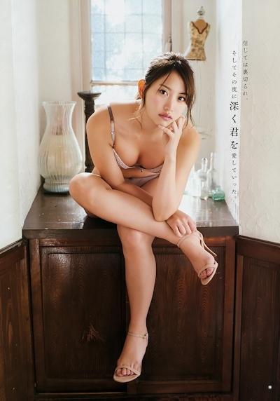 永尾まりや セクシーグラビア画像 6