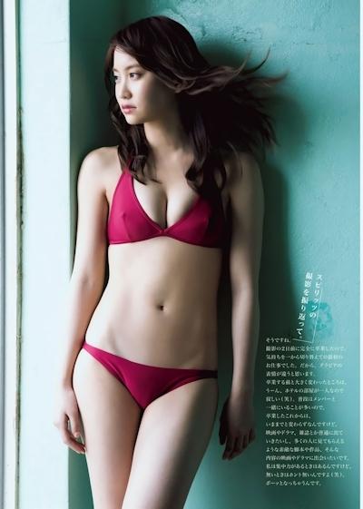 永尾まりや セクシーグラビア画像 13