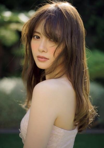 乃木坂46 白石麻衣 セクシーグラビア画像 10