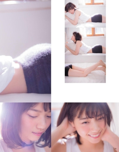 乃木坂46 西野七瀬 セクシーグラビア画像 3