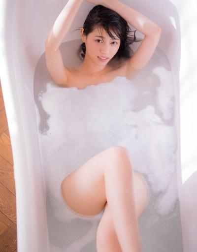 乃木坂46 西野七瀬 セクシーグラビア画像 8
