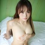 中国巨乳美女モデル 猩一(Xingyi) セクシーセミヌード画像
