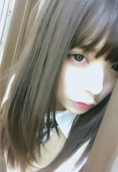 極上美少女の自分撮りヌード画像? 1